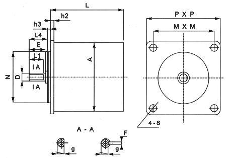 永磁低速同步电机